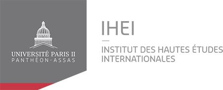 Logo de l'IHEI - Institut des hautes études internationales