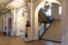 Intérieur du centre Panthéon
