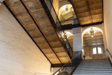 Escalier du centre Panthéon